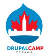 Jayson Peltzer at DrupalCamp Ottawa 2014